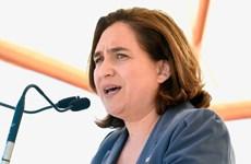 Thị trưởng Barcelona kêu gọi EU giúp hòa giải vấn đề Catalonia