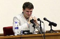 Triều Tiên khẳng định sinh viên Mỹ Warmbier không bị tra tấn