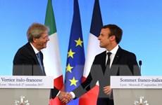 Pháp và Italy quyết tâm hoàn tất tuyến đường sắt xuyên dãy Alps