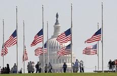 [Photo] Hoạt động tưởng niệm các nạn nhân vụ xả súng ở Las Vegas