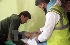 'Chất độc thần kinh Sarin được sử dụng trong vụ không kích ở Syria'