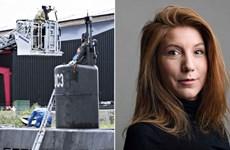 Cảnh sát Đan Mạch tìm thấy phần thi thể của nữ nhà báo Thụy Điển