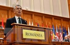 Bất chấp phản đối từ Nga, NATO triển khai quân tới Romania