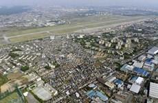Người dân Tokyo được bồi thường do tiếng ồn từ căn cứ quân sự Mỹ