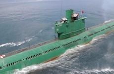 Mỹ: Triều Tiên đang đóng tàu ngầm trang bị tên lửa đạn đạo mới