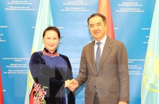 Việt Nam muốn cùng Kazakhstan đưa quan hệ hợp tác đi vào chiều sâu