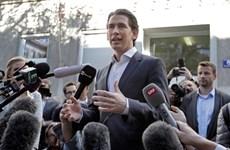 Tổng thống Áo trao nhiệm vụ thành lập chính phủ mới cho ông Kurz