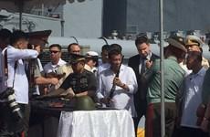 Nga cung cấp vũ khí cỡ nhỏ và phương tiện quân sự cho Philippines