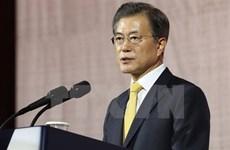 Tổng thống Hàn Quốc kêu gọi cải thiện quan hệ với 4 cường quốc
