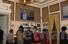 Triển lãm ảnh và hội thảo về Chủ tịch Hồ Chí Minh ở Bulgaria