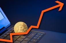 Giá trị đồng bitcoin tăng cao kỷ lục, lần đầu vượt mốc 7.000 USD