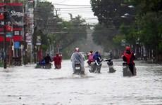 Bão 12 gây nhiều thiệt hại, hàng trăm người mắc kẹt ngoài biển chờ cứu
