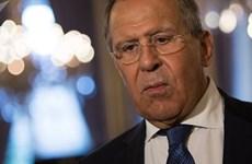 Ngoại trưởng Nga bác tin hoãn hội nghị hòa bình về Syria
