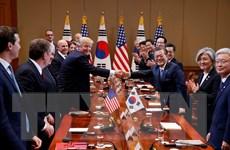 Hàn Quốc-Mỹ nhất trí dỡ bỏ giới hạn khối lượng đầu đạn trên tên lửa