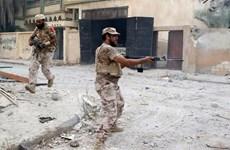 Quốc hội Libya yêu cầu ngừng bắn ngay lập tức tại khu vực phía Tây