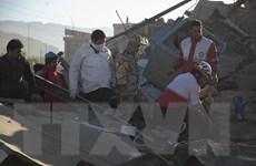 Số thương vong trong vụ động đất ở biên giới Iran và Iraq tăng mạnh