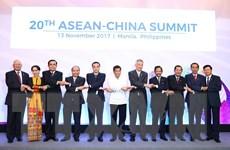 Thủ tướng Nguyễn Xuân Phúc dự Hội nghị Cấp cao ASEAN với các Đối tác