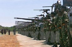 Quân đội Zimbabwe bắt Giám đốc Cảnh sát quốc gia, Bộ trưởng Tài chính