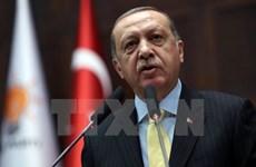Tổng thống Thổ Nhĩ Kỳ cam kết tiếp tục hỗ trợ quân sự cho Qatar