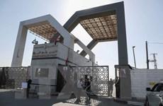 Ai Cập tạm thời mở cửa khẩu Rafah nối với Dải Gaza của Palestine