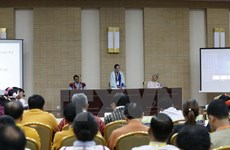 Myanmar ấn định thời điểm tổ chức Hội nghị Hòa bình Panglong lần 3