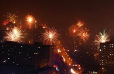 Bắc Kinh cấm bắn pháo hoa trong thành phố nhằm giảm ô nhiễm không khí