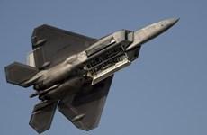 Máy bay tiêm kích Mỹ tới Hàn Quốc để tham gia cuộc tập trận chung