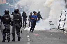 Honduras ban bố tình trạng khẩn cấp nhằm trấn áp các vụ bạo động