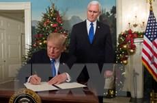 Tổng thống Mỹ chính thức công nhận Jerusalem là thủ đô của Israel