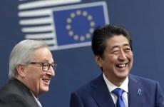 Liên minh châu Âu và Nhật Bản hoàn tất đàm phán về FTA