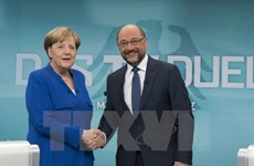 Đức: Đảng SPD công bố thời gian đàm phán thành lập chính phủ