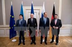 Nhóm Bộ tứ Normandy họp bàn các vấn đề an ninh tại Donbass
