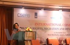 Nâng cao nhận thức trong ASEAN về vấn đề di cư lao động