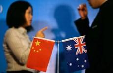 Trung Quốc triệu đại sứ Australia giữa lúc căng thẳng ngoại giao