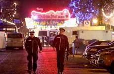 Đức bắt nhiều nghi phạm liên quan kẻ tấn công khu chợ Giáng sinh
