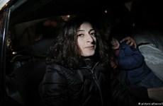 Tòa án Thổ Nhĩ Kỳ thả tự do có điều kiện với phóng viên người Đức