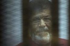 Tòa án Ai Cập tiếp tục kết án Tổng thống bị lật đổ Mohammed Morsi