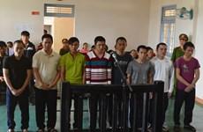 Đắk Nông: Xét xử sơ thẩm vụ án nổ súng do tranh chấp đất rừng