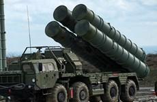 Ấn Độ-Nga trì hoãn ký hợp đồng mua bán tên lửa phòng không S-400