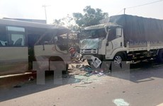 Bộ, ngành và địa phương quyết liệt để giảm sâu tai nạn giao thông