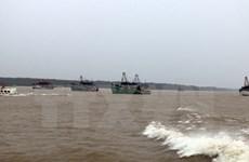 Ứng phó bão số 1: Bình Thuận cấm tàu, thuyền ra khơi từ ngày 3/1