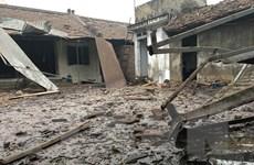 Xác định danh tính những nạn nhân trong vụ nổ nhà dân ở Bắc Ninh