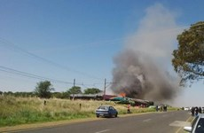 Số thương vong trong vụ tai nạn ở Nam Phi đã lên hơn 270 người