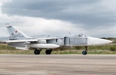 Nga bác tin 7 máy bay chiến đấu bị phá hủy trong vụ tấn công ở Syria