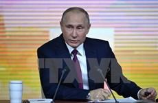 Tổng thống Nga cho phép nối lại các chuyến bay dân sự tới Cairo