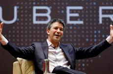 Người đồng sáng lập Uber bán gần 1/3 cổ phần cho SoftBank