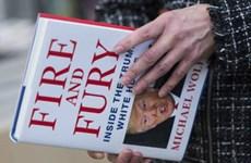 Cuốn sách về Tổng thống Mỹ Trump bán chạy nhất trên Amazon