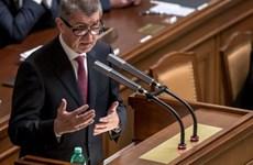Hạ viện Cộng hòa Séc quyết định hoãn bỏ phiếu tín nhiệm Chính phủ