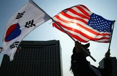 Hàn Quốc và Mỹ bàn cách cải thiện quan hệ với Triều Tiên