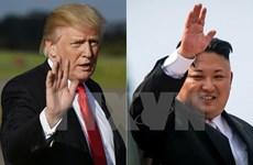 Tổng thống Mỹ lên tiếng về mối quan hệ với nhà lãnh đạo Triều Tiên